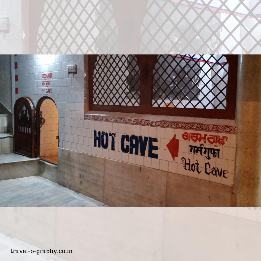Hot cave